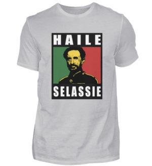 Haile Selassie Shirt 2 - Herren Shirt-17