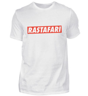 Tričko Rastafarian Reggae Roots - Pánské tričko-3
