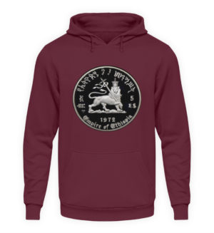Hanorac Leul lui Iuda - Hanorac cu glugă cu glugă unisex-839