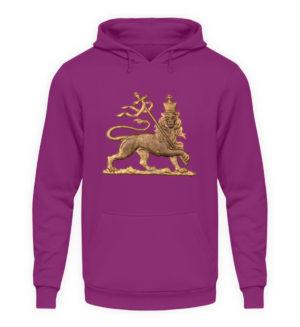 Lion of Judah Hoodie - Unisex Kapuzenpullover Hoodie-1658