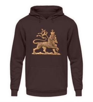 Lion of Judah Hoodie - Unisex Hooded Pullover Hoodie-1604