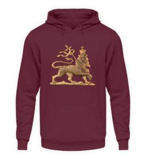 Lion of Judah Hoodie - Unisex Kapuzenpullover Hoodie-839