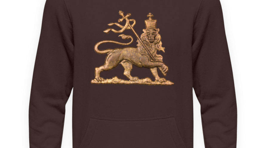 Lion of Judah unisex huvtröja