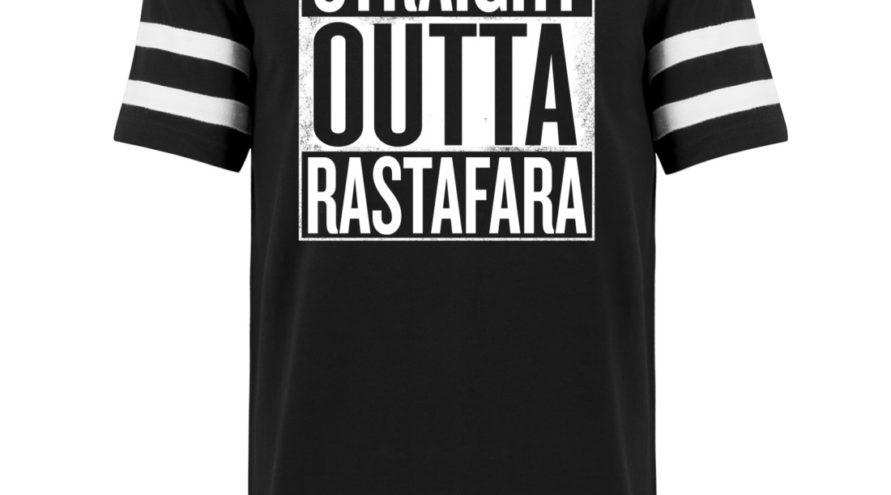 Straight Outta Rastafara Shirt