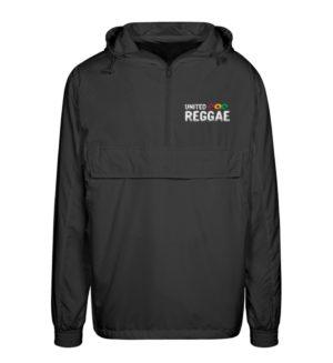 United Reggae Jacket Windbreaker - Urban Windbreaker with Stick-16
