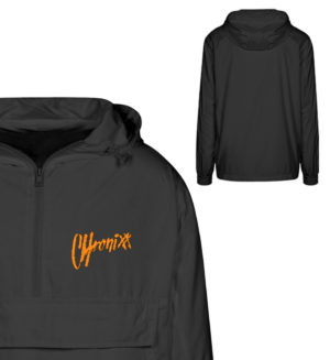 Chronixx Jacket Windbreacker - Urban Windbreaker mit Stick-16