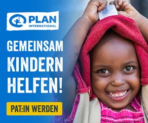 Plan International - Kindern helfen und schützen