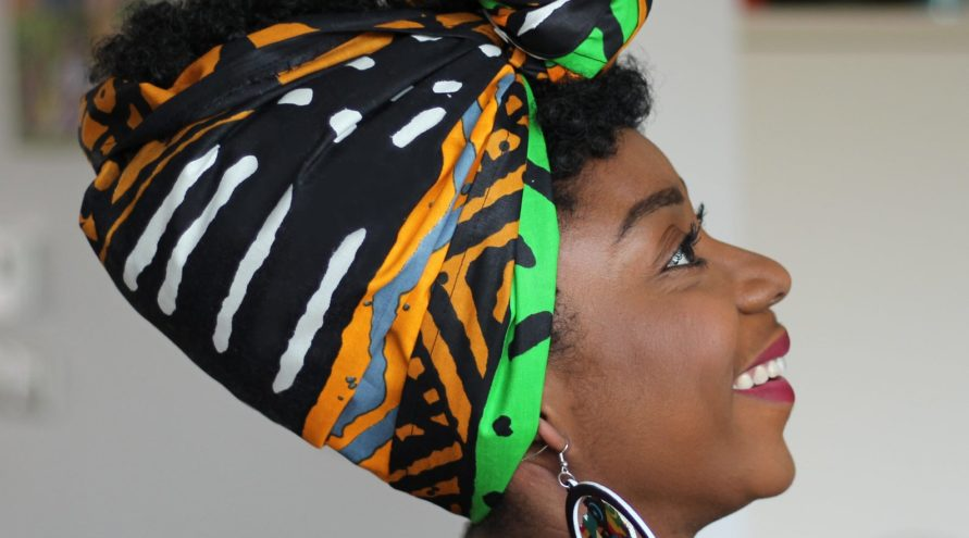 Kapas Dreadwrap Afrika