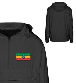 Empire of Ethiopia Windbreaker - Urban Windbreaker με Stick-16
