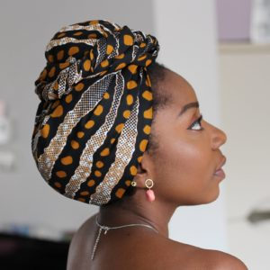 Headwrap kaufen - African Wax Print Fabric - Dreads - Dreadwrap Shop - Wrap for Dreadlocks Afros and long hairs