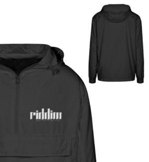Riddim Magazin Windbreaker Jacket - Urban Windbreaker με Stick-16