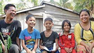 Plan International Kindern schützen und helfen