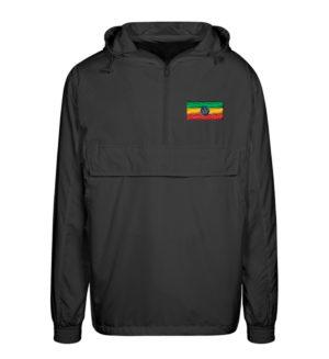 Vetrovka Empire of Ethiopia - Mestská vetrovka s Stick-16
