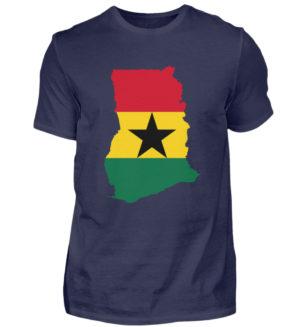 Ghana One Love Shirt - Pánska košeľa Rastafarian