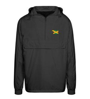 Jamajská vlajka vetrovka - mestská vetrovka s Stick-16