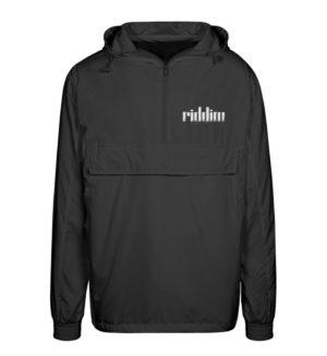 Riddim Magazin Windbreaker Jacket - Urban Windbreaker med Stick-16