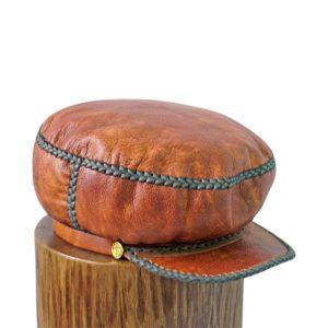 Rastafari Leather Crown