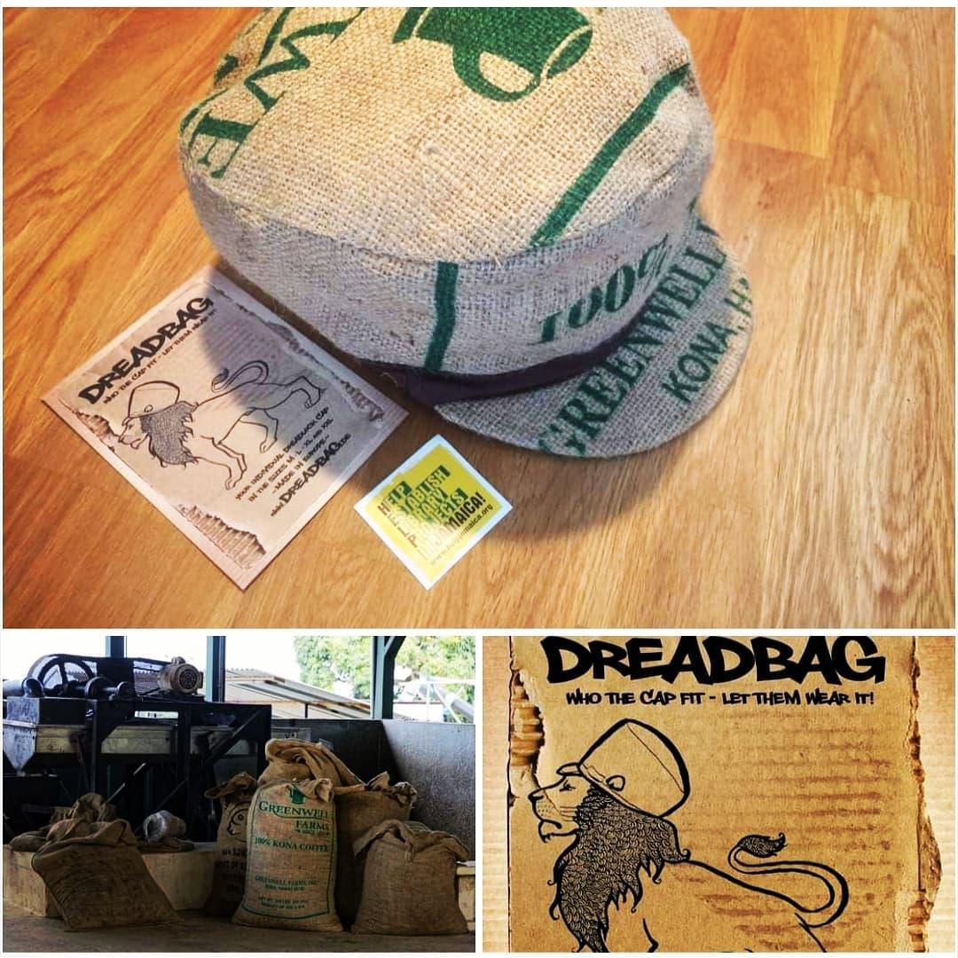 The new Upcycling Coffeebag Dreadbag Collection