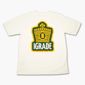 Kúpte si Igrade Clothing 100% organické tričko