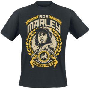 Bojová košeľa Boba Marleyho za slobodu