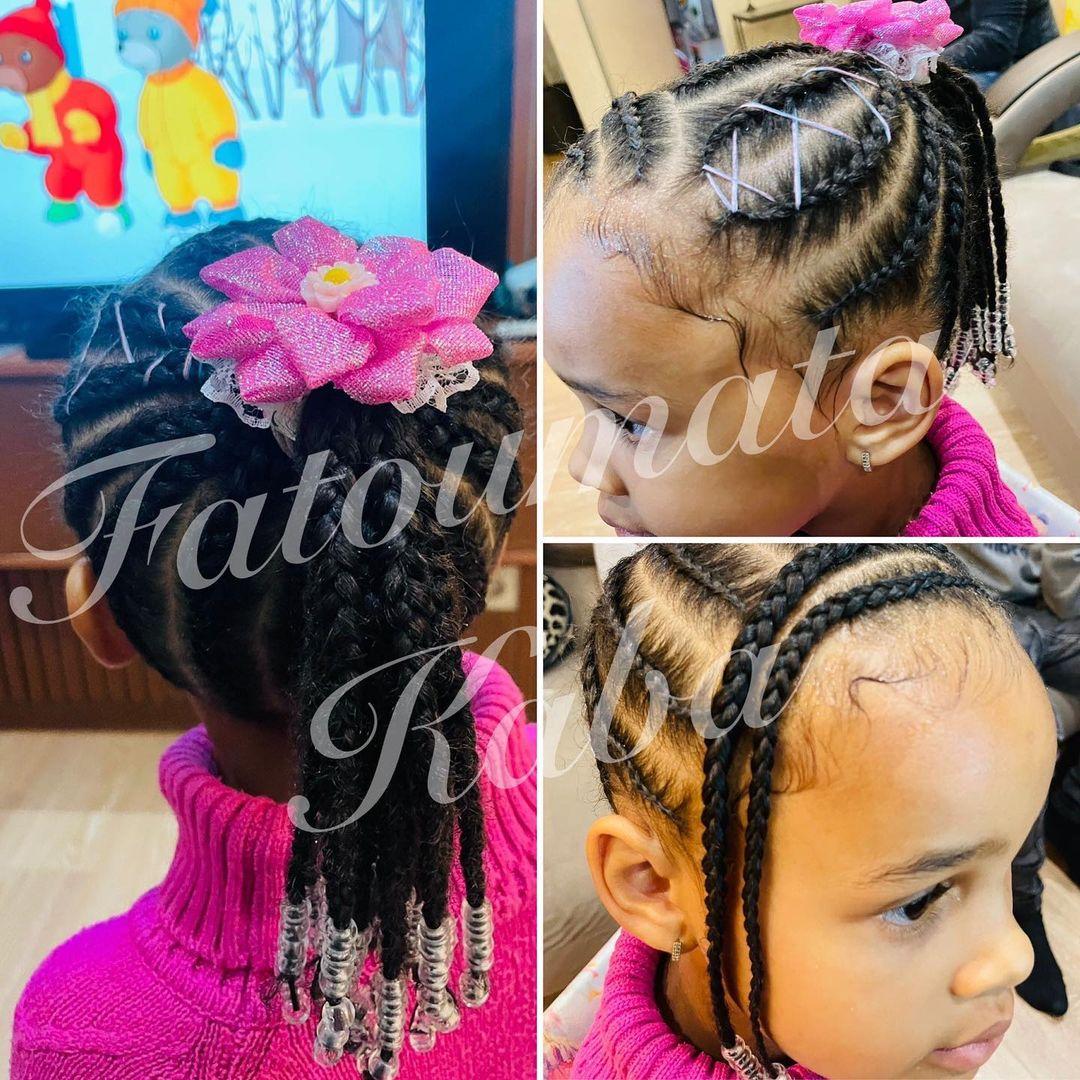 Мастер Fatoumata  . . . . #africa #afrostyle #afrobraids #braids #style #beautif…