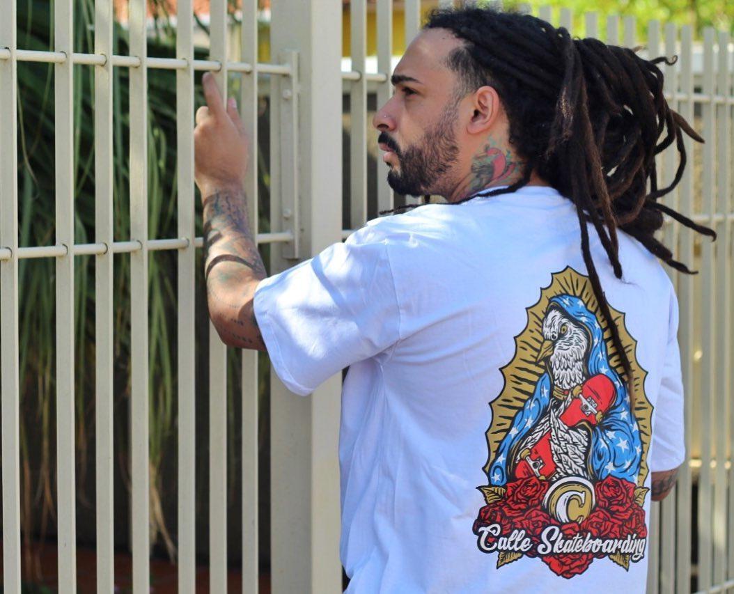 Coleção nova da @calle_skateboarding @sakamotojeda #dreads #dreadlocks #wonderl…