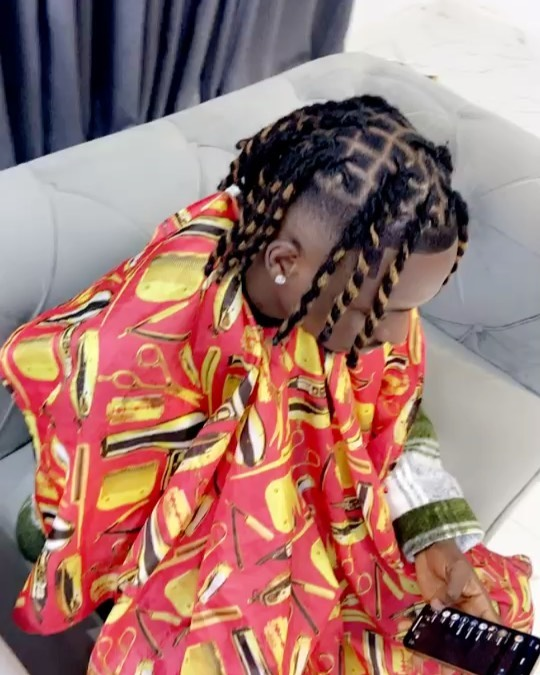 Mayor hair solution   @dami__marleyy bro brosky  #hairstyles #dreadlocks #dreads…