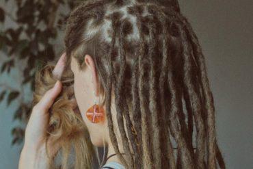 Opravka pre @_daniela_soltes #dreadlocks #dreads #locs #dreadhead # dreadstyles…