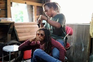 Rutinitas. @darmawan16   #dreadlocks #gimbal #rambutgimbal #salongimbal #gimbaln…