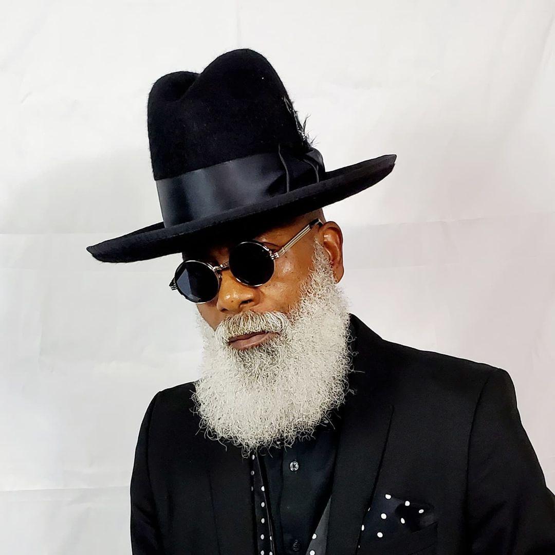 "The Black Hatter. Rockers Fedora Fedora. ""THE UNDERTAKER""100% BEAVER Hat"