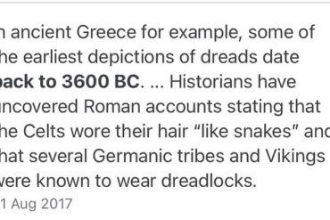 #dreadlocks #celtic #history # 文化......