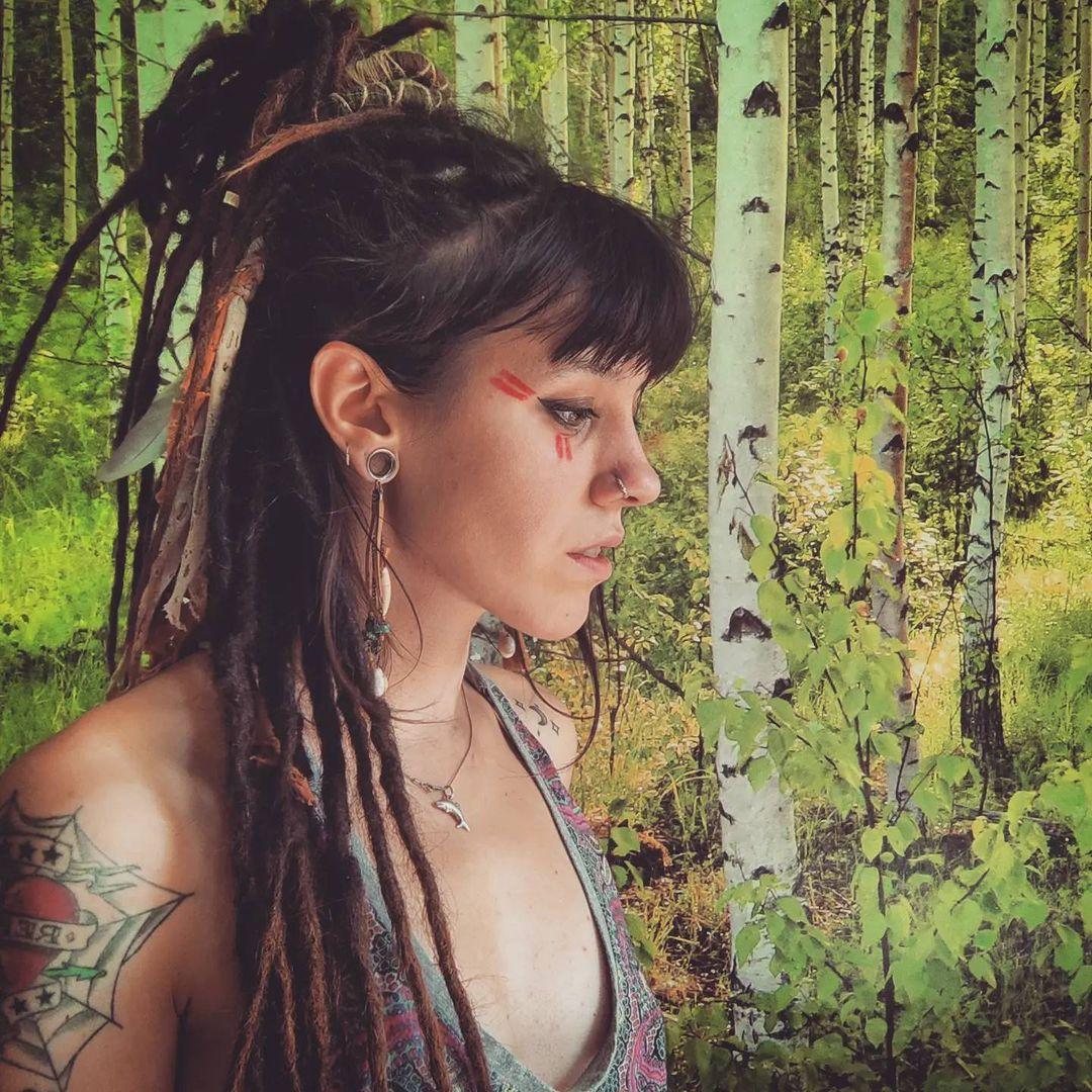 #spira_love #spiralocks #tribal #dreadlockaccessories #dreadlocks # dreadshungar ...