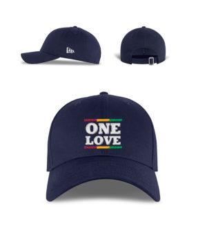 New Era Reggae One Love Cap - New Era Cap -7005