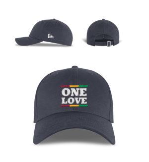 New Era Reggae One Love Cap - New Era Cap -7002