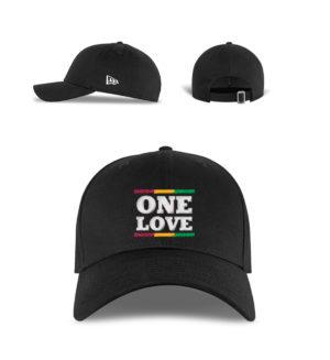 New Era Reggae One Love Cap - New Era Kappe-16