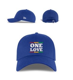 New Era Reggae One Love Cap - New Era Cap -7004